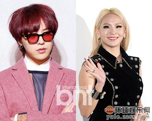 权志龙CL将合作舞台 SBS歌谣大战强强联手