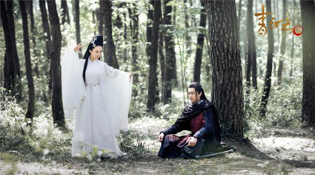 《青云志2》将收官 李易峰为爱成痴守护赵丽颖