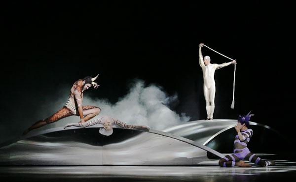 《仲夏夜之梦》揭幕国家大剧院舞蹈节