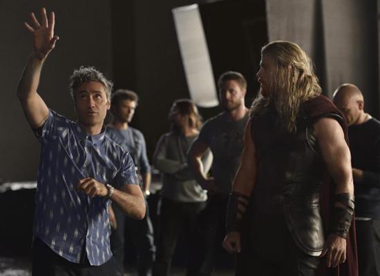 《雷神3》新剧情梗概曝光 雷神将大战绿巨人