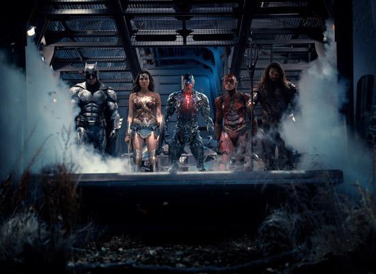 《正义联盟》最新剧照 超级英雄集结独缺超人